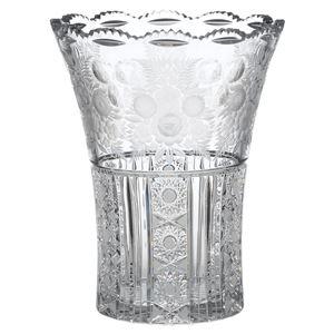 《ギフトラッピング対応》 【Bohemian Garden】ボヘミアンガーデン 花瓶(ベース) 高さ25.5cm EGL-504
