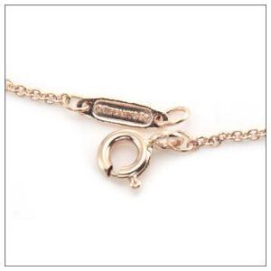 Tiffany(ティファニー) キー T&Co. ペンダント ミニ 16in 18R 25460952 h03