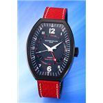 モントレス デ ラックス 腕時計 ESTREMO EX9503 ホワイトナンバー