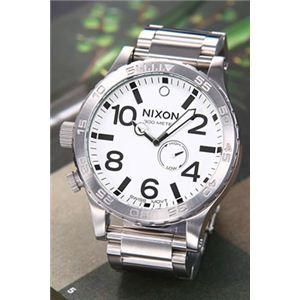 NIXON(ニクソン) 腕時計 5130 A057-100 - 拡大画像