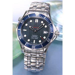 OMEGA(オメガ) 腕時計 シーマスター300m オート メンズ 2220-80 - 拡大画像