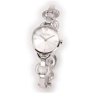 Coach(コーチ) レディス 腕時計 Mini Whitney(ミニ ホイットニー) シグネチャー・スタイル・リングブレスレット・レディス・ウオッチ 14500913 - 拡大画像