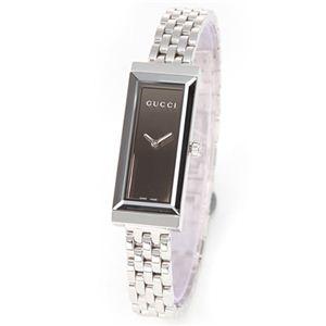 Gucci(グッチ) レディス 腕時計 G-Frame(Gフレーム)コレクション ミラー加工の文字盤でまばゆい輝き YA127501 - 拡大画像