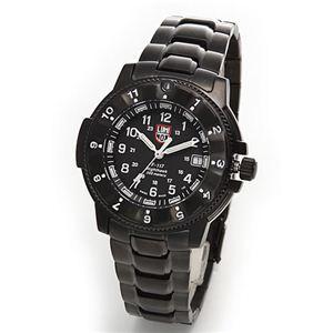 ルミノックス 腕時計 F-117 NIGHTHAWK SERIES F-117 ナイトホークシリーズ 3402 - 拡大画像