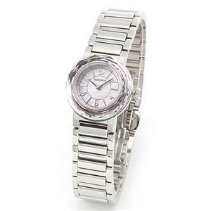 Swarovski(スワロフスキー) レディス 腕時計 Octea Mini(オクティア・ミニ)・ジュエリーウォッチ スワロフスキー・ロザリン・クリスタル・キラキラ・ウオッチ 999970 - 拡大画像