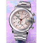 Gucci(グッチ) 腕時計 「G-クロノ」 SS/シルバー YA101339