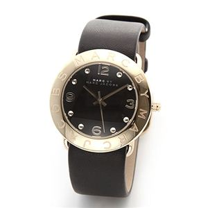 MARC BY MARC JACOBS(マークバイマークジェイコブス) レディス 腕時計 Amy (アミー) レディス・レザーストラップ・ウオッチ MBM1154 - 拡大画像
