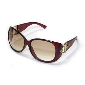 Gucci(グッチ) サングラスGG2951/FS CMH S7 オパールレッド ライトブラウングラデーション 2012年モデル - 拡大画像
