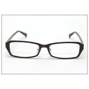 ブルーライトをカットして貴方の目を守る 軽量素材のPCメガネ アイキーパーPC (クリアレンズ) EK-009 C-12 ベッコウ h02