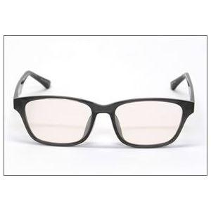 ブルーライトをカットして貴方の目を守る 軽量素材のPCメガネ アイキーパーPC EK-004 C-20 グレー h02