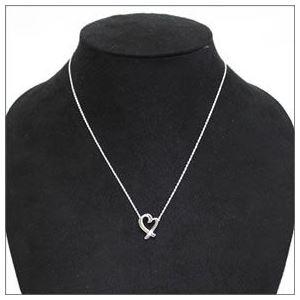 Tiffany(ティファニー) パロマ・ピカソ ラビングハート ペンダント・ネックレス スモール 1Pダイヤ 16in 25604296 h02