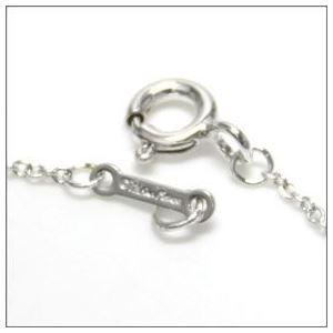 Tiffany(ティファニー) パロマ・ピカソ ラビングハート ペンダント・ネックレス スモール 1Pダイヤ 16in 25604296 h03