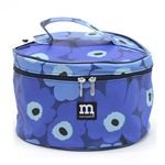 marimekko(マリメッコ) KINTO MINI UNIKKO ミニウニッコ柄 コスメティックポーチ バニティバッグ 40544 501 blue/dark blue