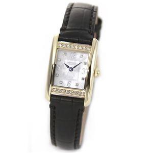 【レディス腕時計】Coach(コーチ) ラインストーンをまとったラグジュアリーなレディス・レザーストラップ・ウオッチ 14501898