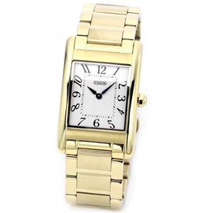 【レディス腕時計】Coach(コーチ) 大人カジュアルで上品のキレカワ・レディス・ウオッチ 14501813