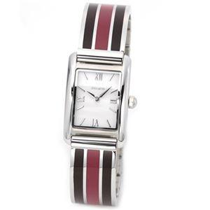 【レディス腕時計】Coach(コーチ) ストライプが鮮やかなレディス・バングルブレスウオッチ 14501979