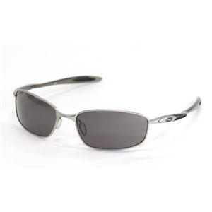 OAKLEY(オークリー) サングラス OO4059-01 BLENDER レッド(シルバー)+グレースモーク Warm Grey