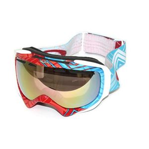 OAKLEY(オークリー) ゴーグル 59-617 ELEVATE Braided Blue Red VR50 Pink Iridium h01