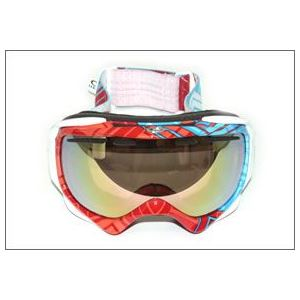 OAKLEY(オークリー) ゴーグル 59-617 ELEVATE Braided Blue Red VR50 Pink Iridium h02