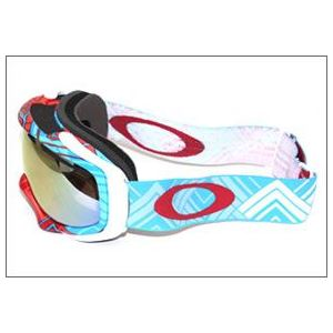 OAKLEY(オークリー) ゴーグル 59-617 ELEVATE Braided Blue Red VR50 Pink Iridium h03