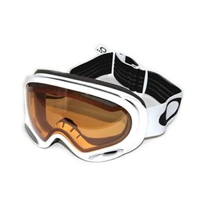 OAKLEY(オークリー) ゴーグル 59-638 A FRAME2.0 Polished White Persimmon