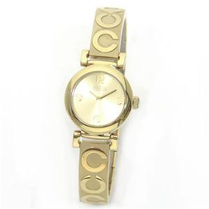 【レディス腕時計】Coach(コーチ) 大人カジュアルで上品なキレカワ・バングルウオッチ 14501688