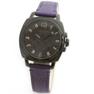 【レディス腕時計】Coach(コーチ) シグネチャーパターンダイヤル。大人カジュアルで上品なキレカワ・レディス腕時計 14502040