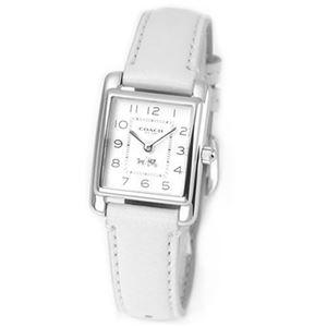 【レディス腕時計】Coach(コーチ) コーチのブランドネームに由来する馬車が刻印された大人カジュアルなレディス腕時計 14502014