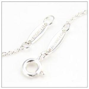 Tiffany(ティファニー) ダイヤモンド バイ ザ ヤード ネックレス ダイヤモンド 0.05ct 16in 24944395 h03
