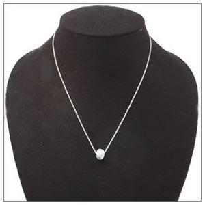 Tiffany(ティファニー) ツイスト ワイヤー ノット ペンダント ネックレス 16in スターリングシルバー 29849498 h02