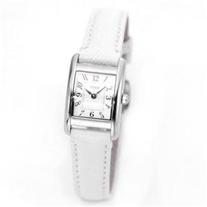 【レディス腕時計】Coach(コーチ) 小振りなサイズながら見やすいダイヤルの上品なレディス・レザーストラップウオッチ 14501901