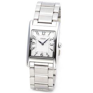 【レディス腕時計】Coach(コーチ) ドレッシーなスクエアフェイス☆ミドルサイズで見やすい大きさのレディス・ブレスウオッチ 14501812