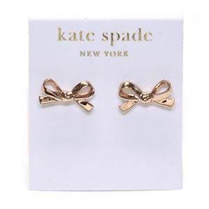 KATE SPADE(ケイトスペード) SKINNY MINI bow studs リボン ピアス WBRU6187-717