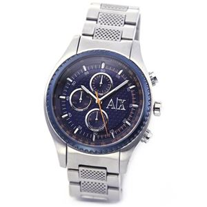 ARMANI(アルマーニ) エクスチェンジ AX1607 メンズクロノグラフ腕時計