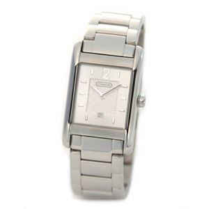 【レディス腕時計】Coach(コーチ) シグネチャーインデックスのレディスブレスウォッチ 14501411