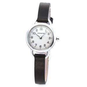 【レディス腕時計】Coach(コーチ) 柔らかな印象のフォルム 小ぶりでキュートな大人カジュアル・レディス腕時計 14502115