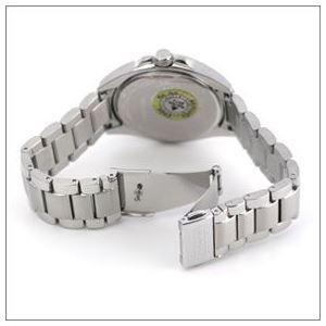 Coach(コーチ) 14501660 煌びやかなラインストーンとホワイトシェルダイヤルの輝き ラグジュアリーなレディス腕時計 h03