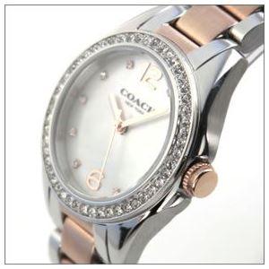 Coach(コーチ) 14502105 煌びやかなラインストーン、 レディス腕時計 h02