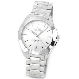 【レディス腕時計】Coach(コーチ) 14502177 上品でシンプルなフォルム 大人カジュアルなボーイズサイズの腕時計