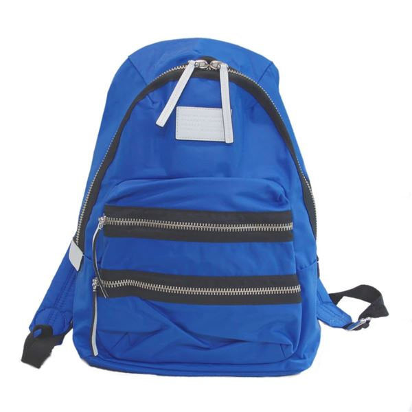 MARC BY MARC JACOBS(マークバイマークジェイコブス) M0006775 435 Neptune Blue Domo Arigato Packrat ドーモ アリガト パックラット ナイロン バックパック リュックサック ≪2015AW≫ A4サイズ対応f00