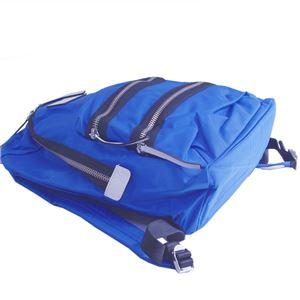 MARC BY MARC JACOBS(マークバイマークジェイコブス) M0006775 435 Neptune Blue Domo Arigato Packrat ドーモ アリガト パックラット ナイロン バックパック リュックサック ≪2015AW≫ A4サイズ対応 h02