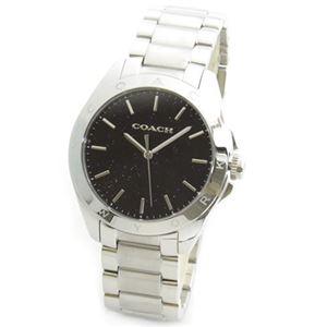 Coach(コーチ) ダイヤルには散りばめたラメの輝き。大人カジュアルで上品なキレカワ・レディス腕時計 14502055 - 拡大画像