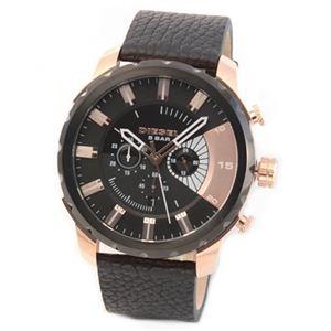 DIESEL(ディーゼル) DZ4347 人気のデカ系クロノグラフ メンズ腕時計 - 拡大画像
