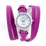 LA MER COLLECTIONS(ラ・メール コレクションズ) LMSATURN1506 腕時計
