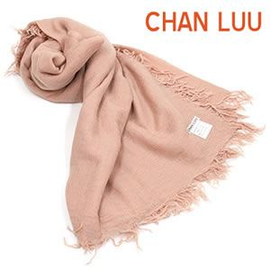 CHAN LUU(チャンルー) Cashmere and Silk Scarf カシミア&シルクスカーフ 大判ストール マフラー カメオローズ ピンク系 BRH-SC-140/Cameo Rose