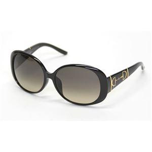 Gucci(グッチ) サングラス GG3550 KS 5E6 ED ブラック スモークグラデーション アジアンフィットモデル h01