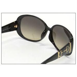 Gucci(グッチ) サングラス GG3550 KS 5E6 ED ブラック スモークグラデーション アジアンフィットモデル h03