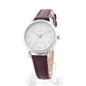 Coach(コーチ) コーチ 14502252 デランシー レディス腕時計 - 拡大画像