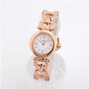 Coach(コーチ) 14501855 ウェイバリー レディース 腕時計 h01