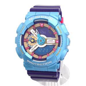 CASIO(カシオ) GMAS110HC-6A G-SHOCK メンズ 腕時計 h01